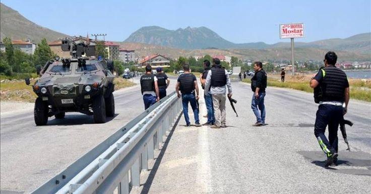 Tέσσερις άνδρες των δυνάμεων ασφαλείας έχασαν τη ζωή τους μετά από επίθεση του PKK στην επαρχία Μπιτλίς