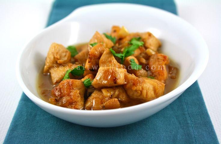 Csirkeragu könnyedén – tele ízzel! Gyors finomság a hétköznapokra