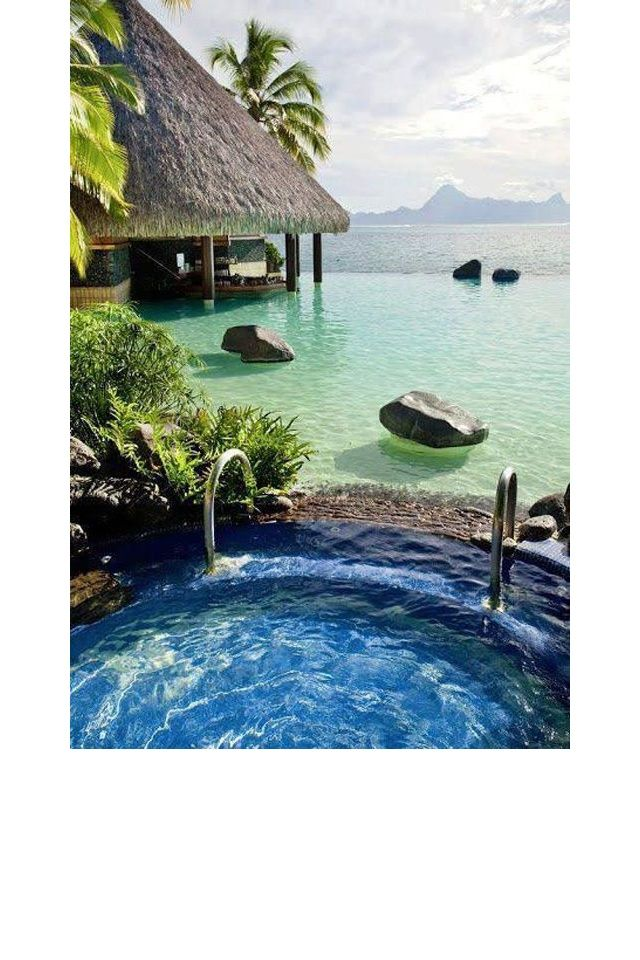 Bora Bora voyage de noces, lune de miel