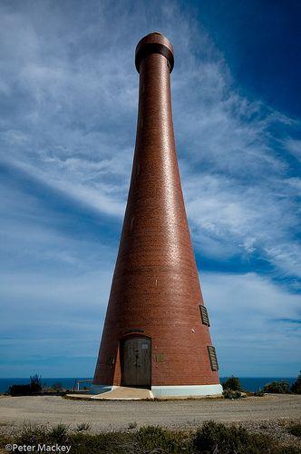 Troubridge Hill lighthouse [1980 - Edithburgh, South Australia, Australia]