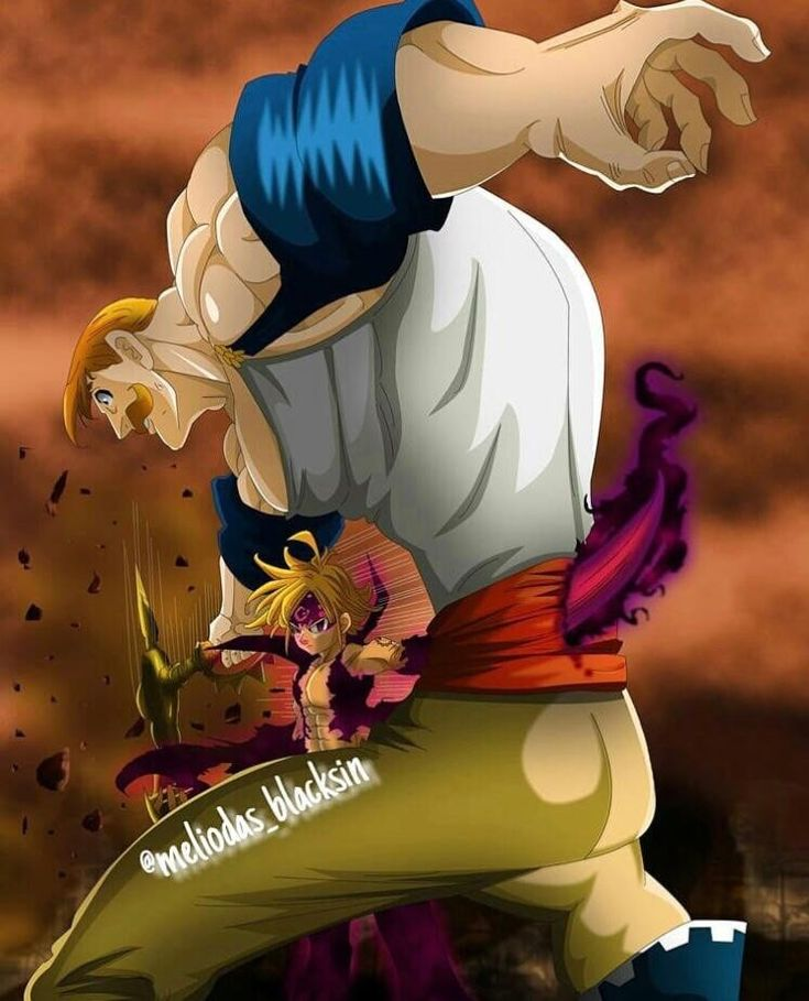 Pin by 7moody 1365 on anime seven deadly sins anime