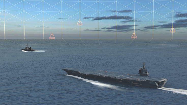 BAE Systems to Provide Ultra Wideband Sensor Capability to U.S. Navy