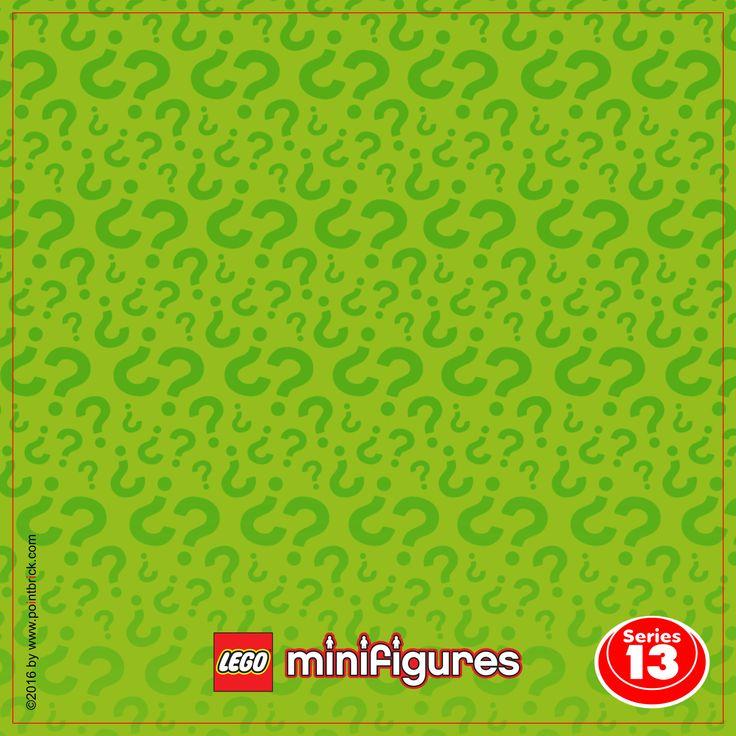 LEGO Minifigures 71008 Serie 13 - Display Frame Plain Background 230mm - Clicca sull'immagine per scaricarla gratuitamente!