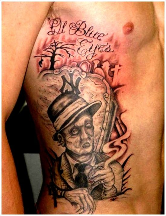 zombie tattoo designs the unique zombie tattoo designs