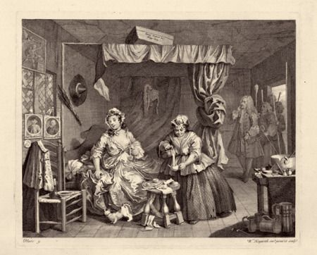 Tea in a Teacup -- James Boswell and London Prostitutes