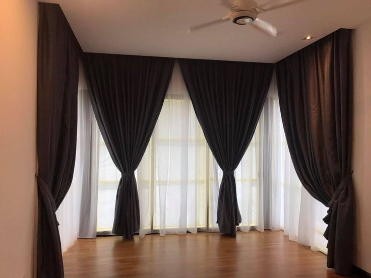 17+ Best Ideas About Sheer Curtains On Pinterest