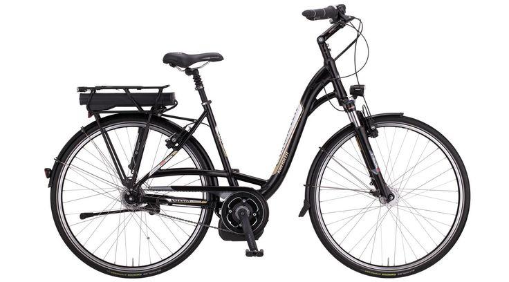 E-bike Kreidler Vitality Select VE3 - Shimano Nexus 8, 400 W (rama męska)