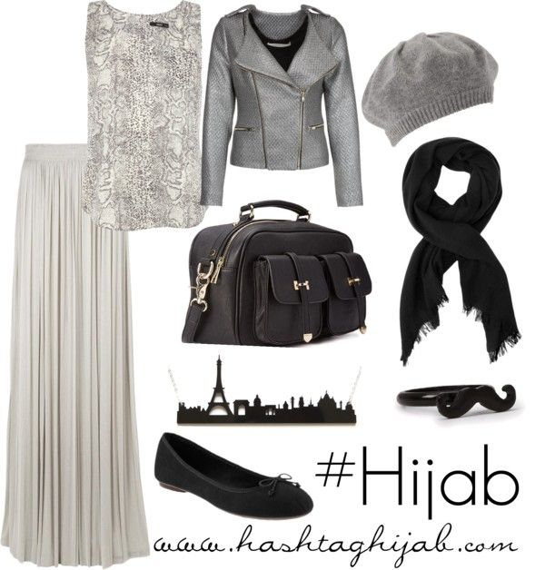 Hashtag Hijab Outfit #30