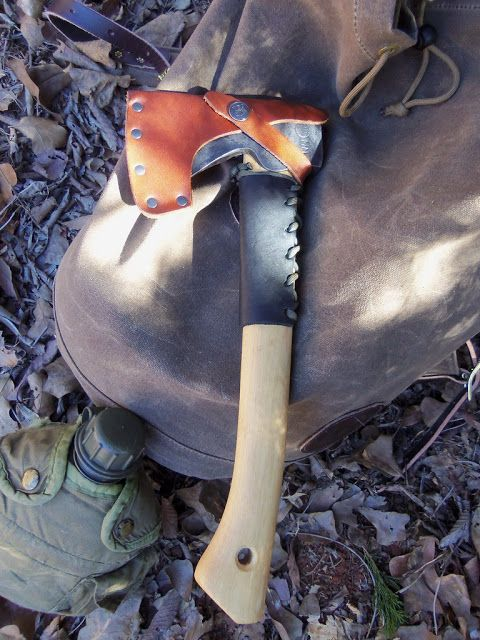 Gransfors Bruks Wildlife Hatchet. http://www.swingingsteel.com/gransfors-bruks-wildlife-hatchet-review/