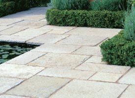 dalle style yorkstone gres limestone
