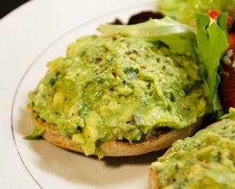 Geniale Avocado-Eiercreme #paleo #einfach #schnell