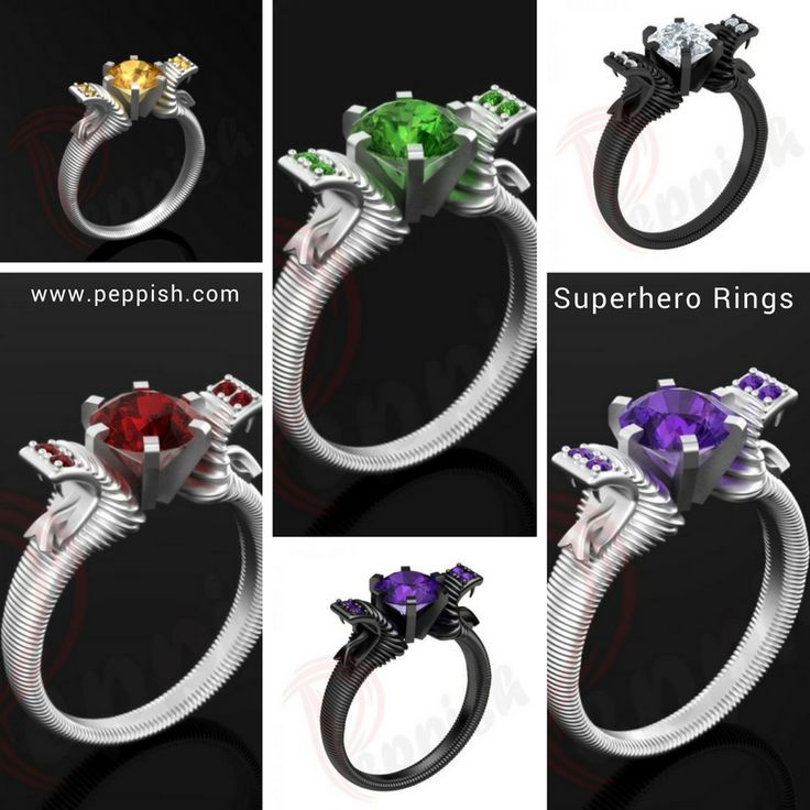 wedding styles rings ring shesimply superhero