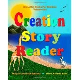 Creation Story Reader: Big Letter Books for Children (Paperback)By Marjorie Neufeld Schinke