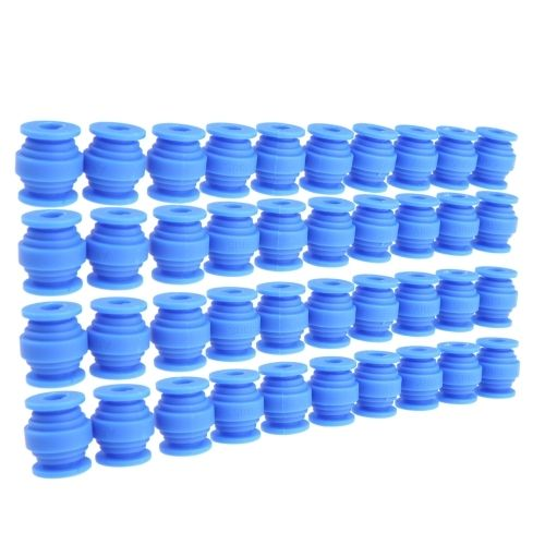(5.67$)  Buy here - http://ailpu.worlditems.win/all/product.php?id=RM486BL - 40Pcs 200g FPV Vibration Damping Balls for Gimbals Gopro DJI Quadcopter Aerial Photograpy Blue(Vibration Damping Balls,FPV Vibration Damping Balls,Gimbal Damping Balls)