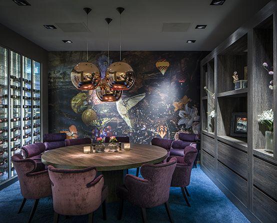 Nijboer - Hotel van der Valk Zwolle #hotel #restaurant #tafel #stoel #lamp #interieur