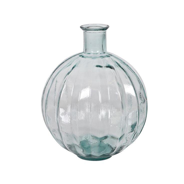 BePureHome Balloon Vaas Ø 33 cm - Recycled Green