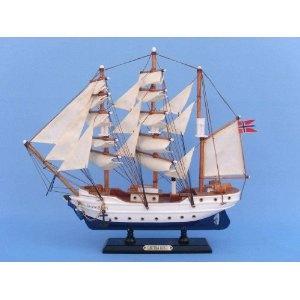 "Christian Radich 14"" - Christian Radich - Model Ship Wood Replica - Not a Model Kit (Toy)  http://www.howtogetfaster.co.uk/jenks.php?p=B002YLERBQ  B002YLERBQ"