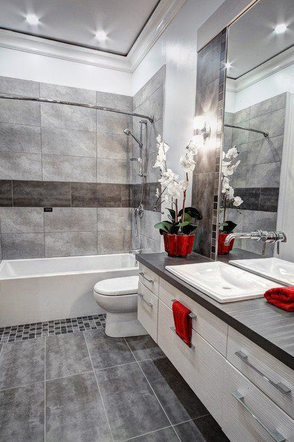 18 Functional ideas for the decoration of small bathrooms in the best possible way – Room Idee