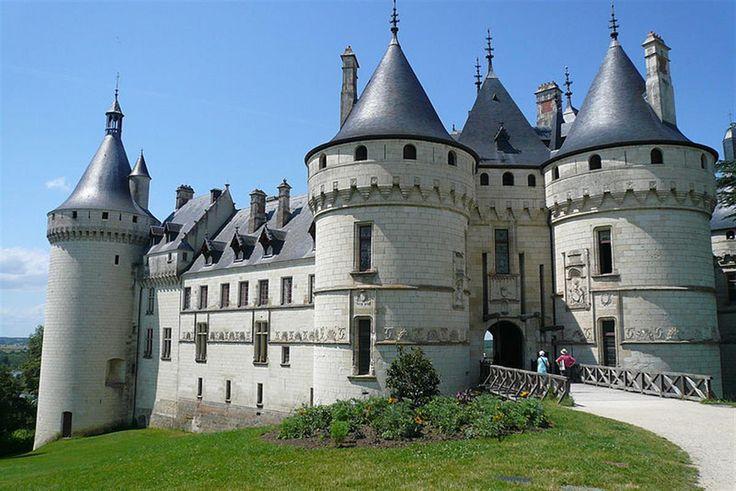 Chateau de Chaumont Francja