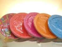 Party plates - Super Floral Distributors - Decor, Floral accessories and Crafters accessories in Cape Town