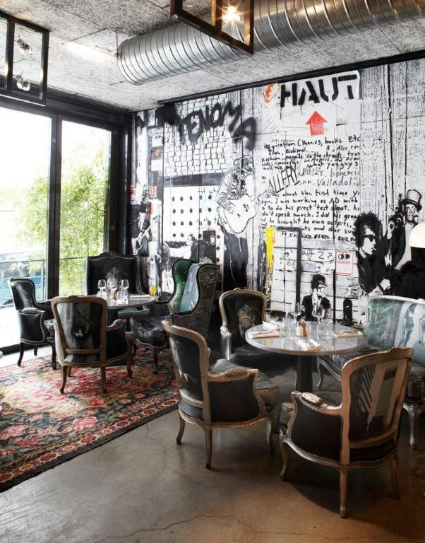 152 best Loft \ Industrial images on Pinterest Loft, Loft - offene k che restaurant