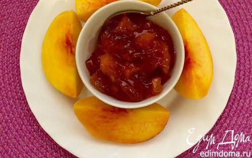 Джем из персиков и нектаринов | Кулинарные рецепты от «Едим дома!»