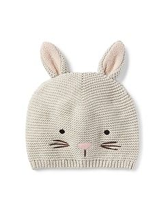 Adorable little hat from Baby Gap... love their quality and simplicity.