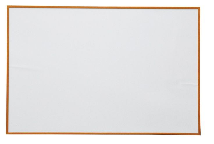Magnetic Wood Framed Wall Mounted Magnetic Whiteboard