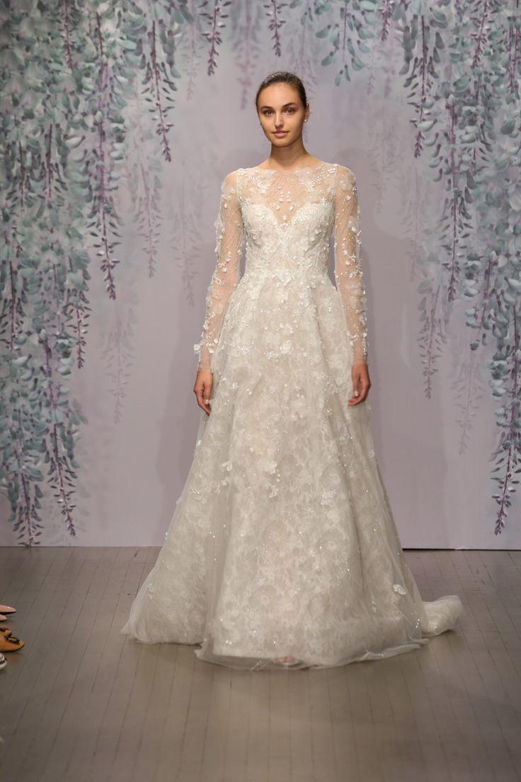 140 best images about monique lhuillier on pinterest for Monique lhuillier wedding dress designers