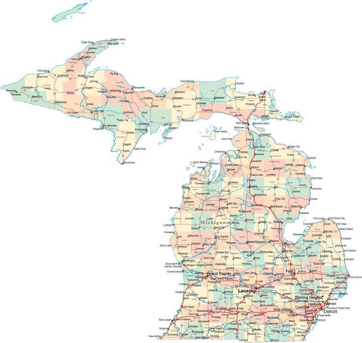 13 best States I have traveled images on Pinterest  Road maps