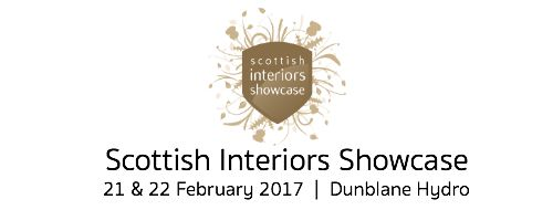 Once again we are exhibiting at Scottish Interiors Showcase at the Dunblane Hydro Hotel where we will launching our latest ranges.  We hope to see you there!