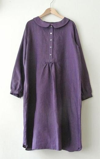 linnet - linen dress