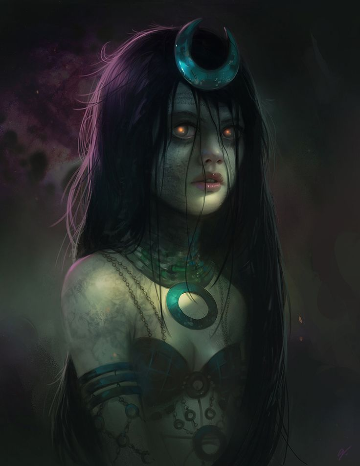Enchantress, Dave Greco on ArtStation at…