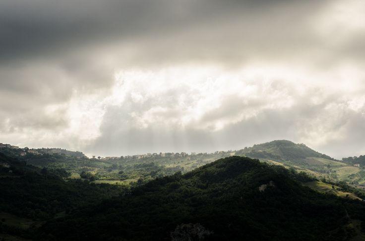 Landscape of Italy, Abruzzo