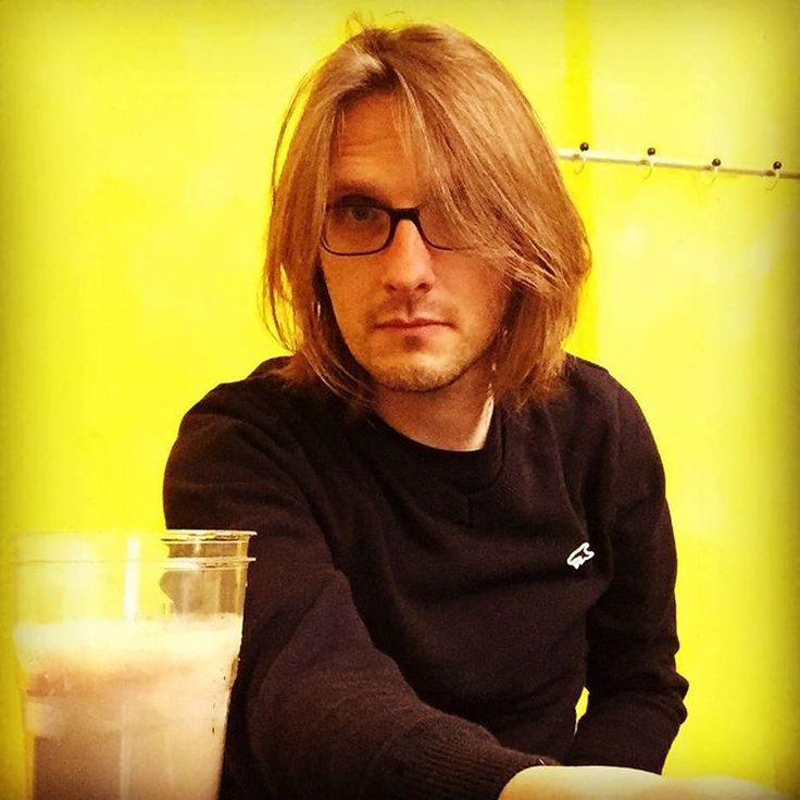 After Florence show White Russian  - Steven Wilson