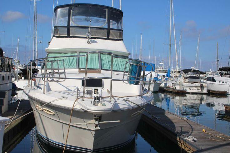 1986 Sea Ray 390 Sedan Bridge Power Boat For Sale - www.yachtworld.com