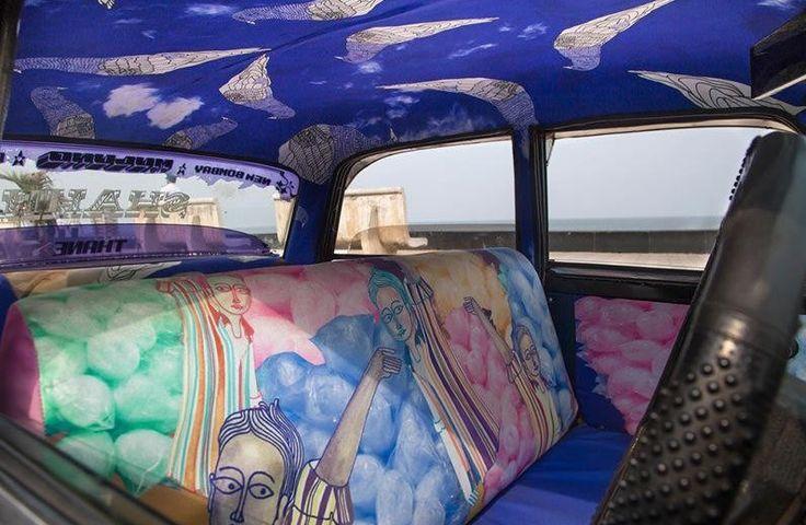дизайнерское такси Мумбаи