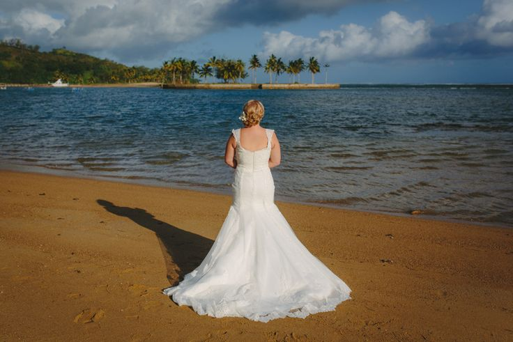 Fiji Wedding Photography: Kyleigh + Shayne // Naviti Resort, Coral Coast » Island Encounters Photography