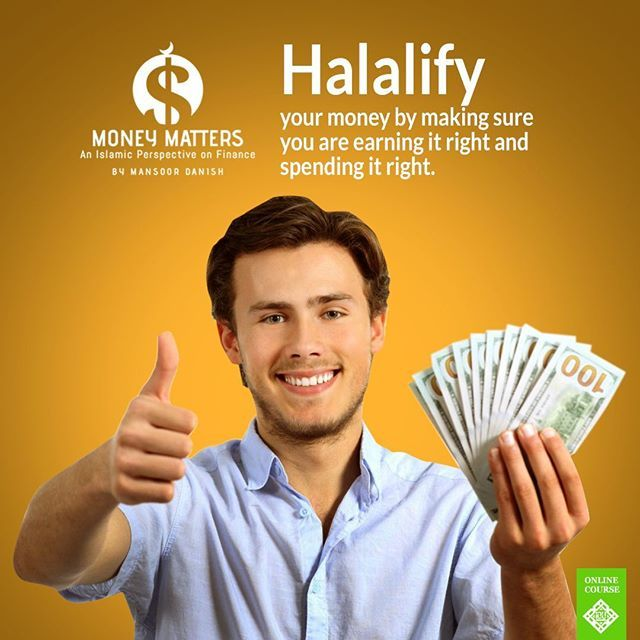 Islamic Online University presents a brand new course: MONEY MATTERS - An Islamic perspective on Finance. This course will introduce the concept of Money in Islam. It will answer basic questions about the status of money in islam. By the end of the course