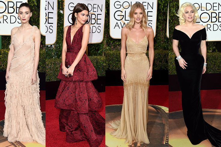 Red Carpet Shoes | Golden Globe Awards 2016: All The Red Carpet Shoes You Couldn't See