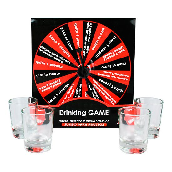 JUEGO CHUPITOS DRINKING GAME