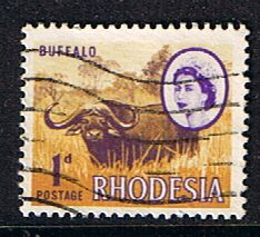 Rhodesia 1966 Whitley Fine Used SG 374 Scott 223 Other Rhodesian Stamps HERE