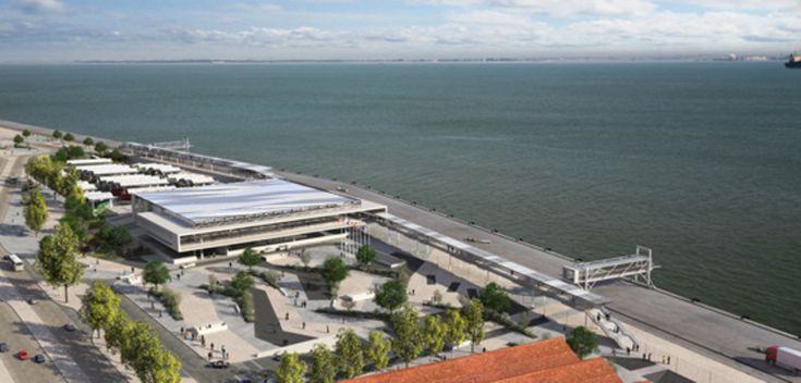 Terminal de Cruceros de Lisboa / Regino Cruz Arquitectos