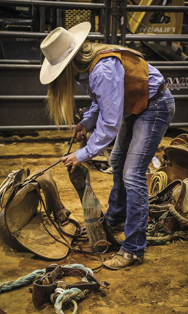 Eight Seconds to Glory - COWGIRL Magazine