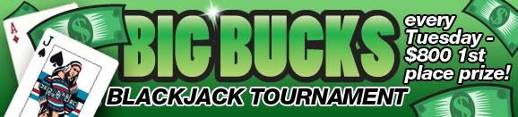 Big Bucks Blackjact