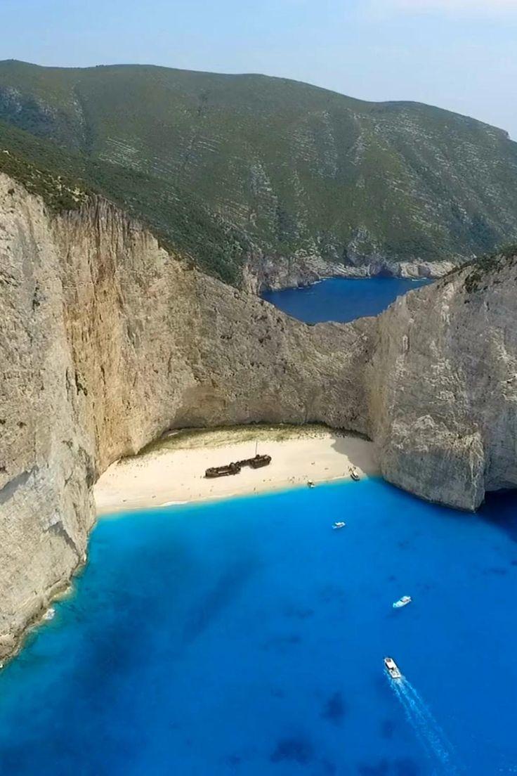 Urlaub in Zakhyntos, Griechenland Video in 2021 ...