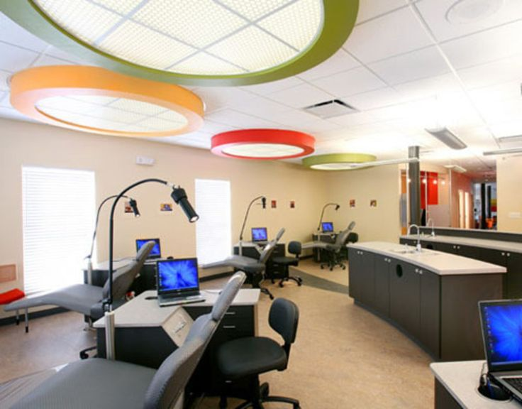 31 best images about dental office decor on pinterest for Dental clinic interior designs