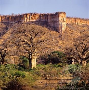Chilojo Cliffs, Gonarezhou National Park, Zimbabwe