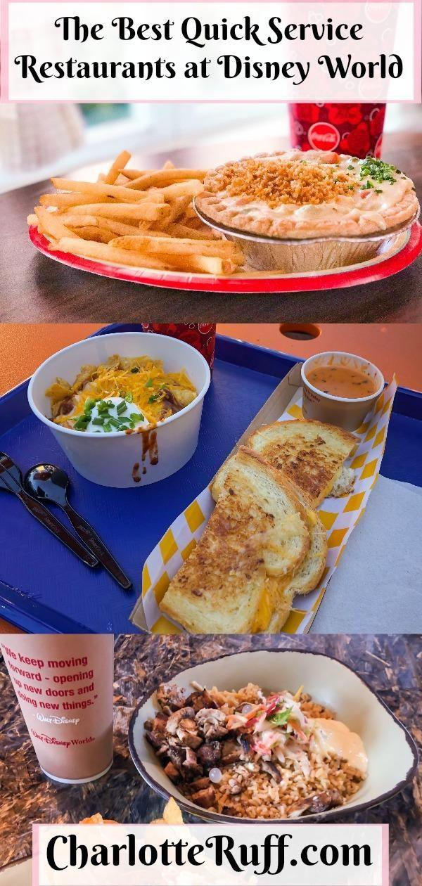 The Best Quick Service Restaurants At Disney World Disney