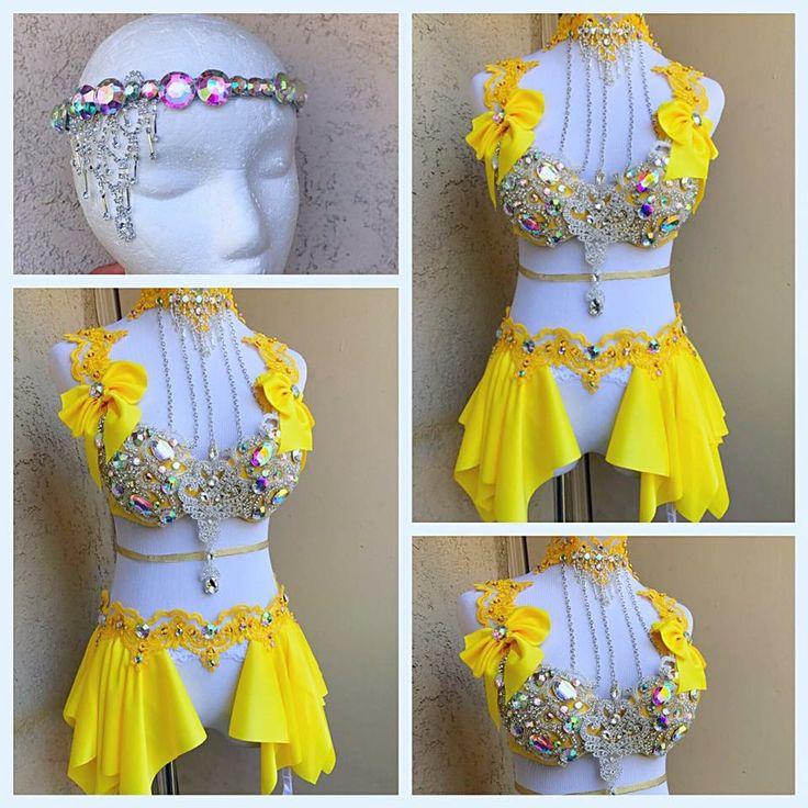 Yellow Diamond Doll ✨  www.electric-laundry.com
